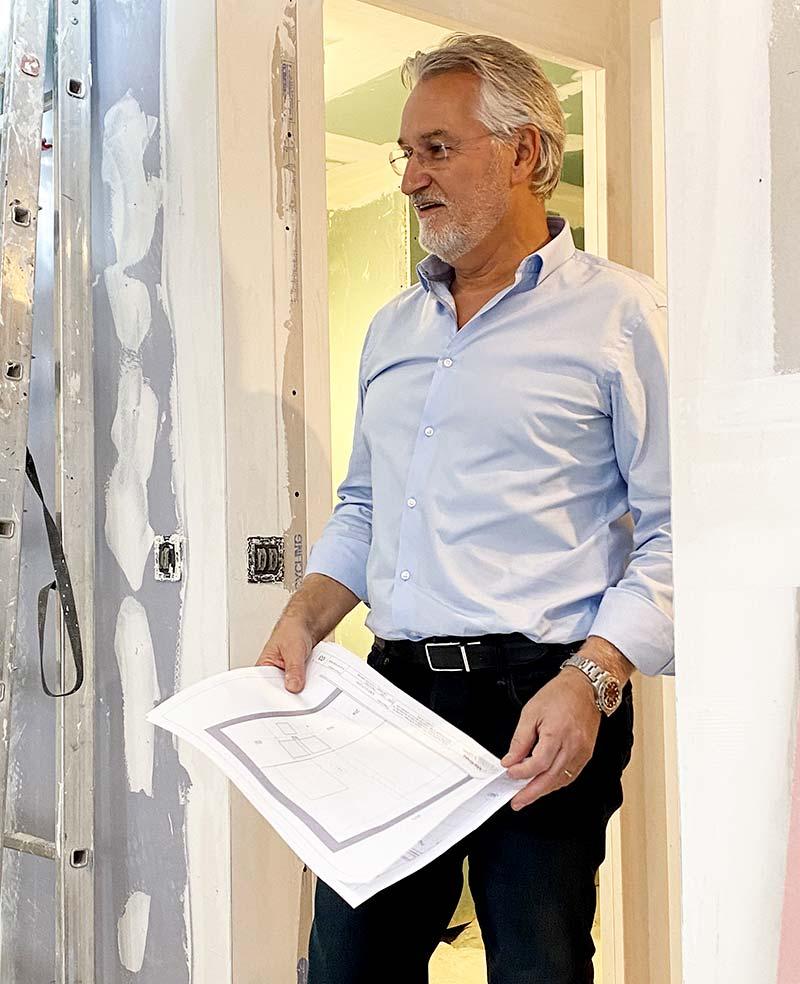 Maître d'œuvre Paris 13 - Manuel Martinez